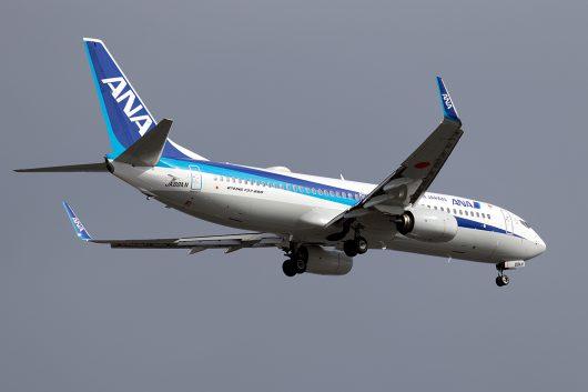 NH/ANA/全日空 NH636 B737-800 JA88AN
