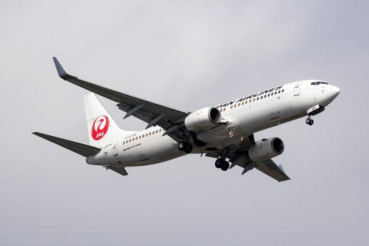 JL/JAL/日本航空 JL8172 B737-800 JA314J