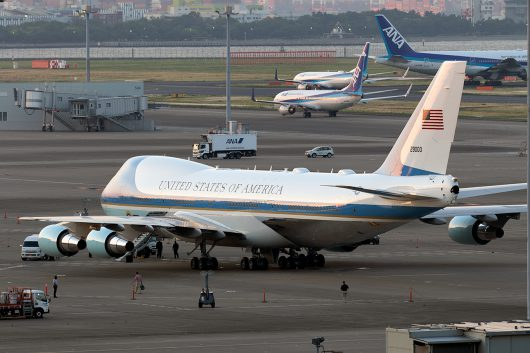 VC-25 Airforce  One