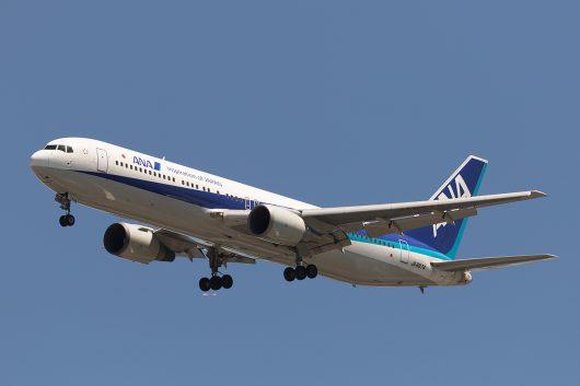 NH/ANA/全日空 NH620 B767-300 JA8674