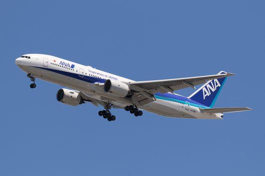 NH/ANA/全日空 NH662 B777-200ER JA709A