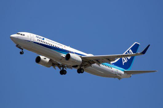 NH/ANA/全日空 NH1892 B737-800 JA78AN