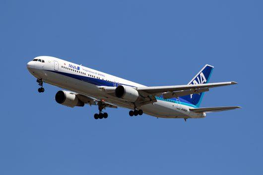 NH/ANA/全日空 NH642 B767-300 JA8669