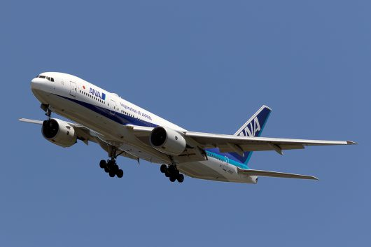 NH/ANA/全日空 NH460 B777-200ER JA717A
