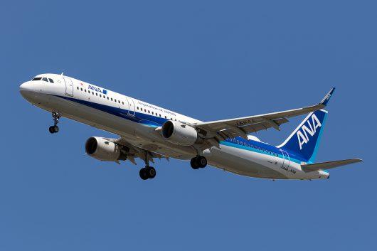 NH/ANA/全日空 NH674 A321 JA114A