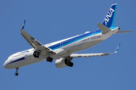 NH/ANA/全日空 NH651 A321Neo JA118A
