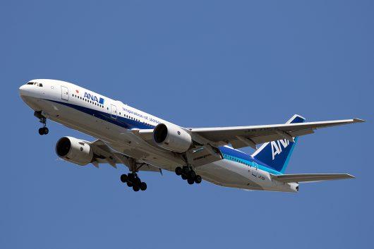 NH/ANA/全日空 NH224 B777-200ER JA715A