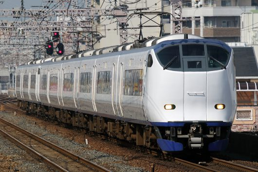 「はるか」も大回りになる大阪環状線からなにわ筋線で時間短縮に