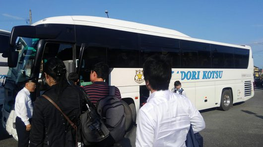 常磐線代行バス