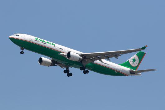 BR/EVA/エバー航空 BR192 A330-300 B-16335