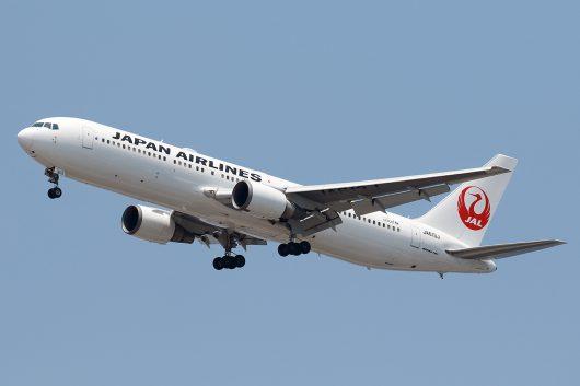 JL/JAL/日本航空 JL112 B767-300ER JA613J