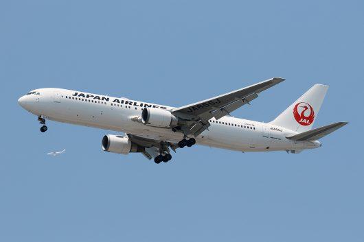 JL/JAL/日本航空 JL352 B767-300ER JA655J