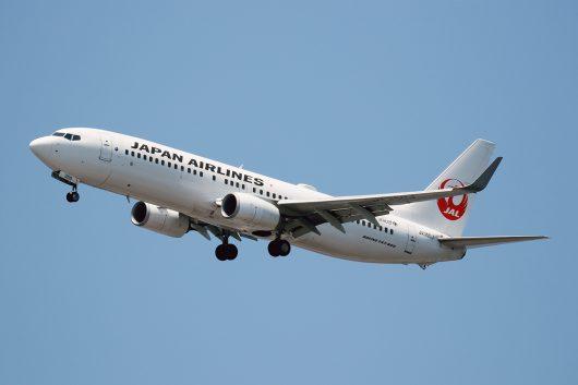 JL/JAL/日本航空 JL690 B737-800 JA350J