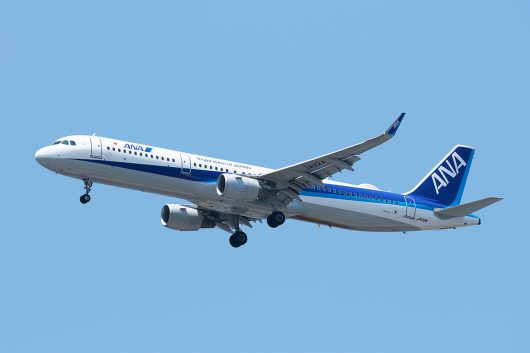 NH/ANA/全日空 NH22 A321 JA112A