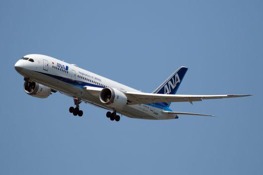 NH/ANA/全日空 NH964 B787-8 JA804A