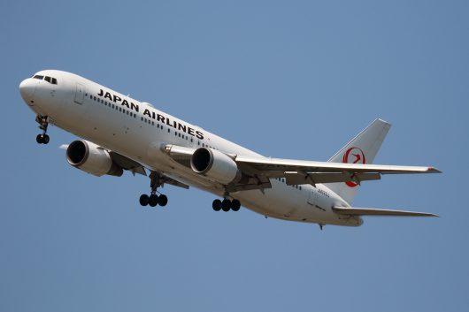 JL/JAL/日本航空 JL646 B767-300ER JA622J