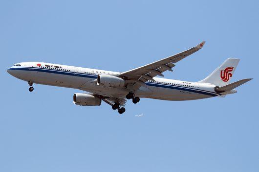 CA/CCA/中国国際航空 CA181 A330-300 B-5956