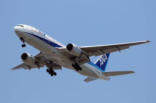 NH/ANA/全日空  B777-200 JA705A