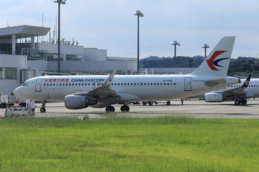 MU/CES/中国東方航空 STAY A320 B-8566