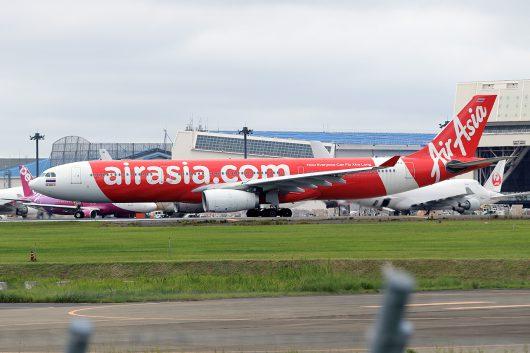 XJ/TAX/タイ・エアアジア・X XJ602 A330-300 HS-XTJ