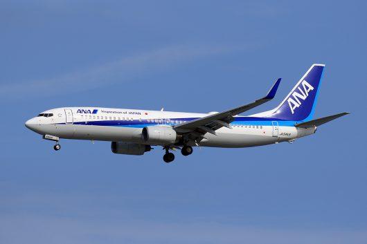 NH/ANA/全日空 NH982 B737-800 JA54AN