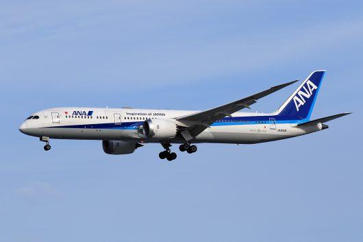 NH/ANA/全日空 NH90 B787-9 JA833A