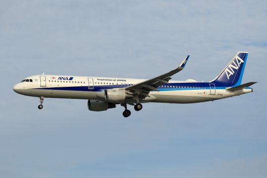 NH/ANA/全日空 NH532 A321 JA114A
