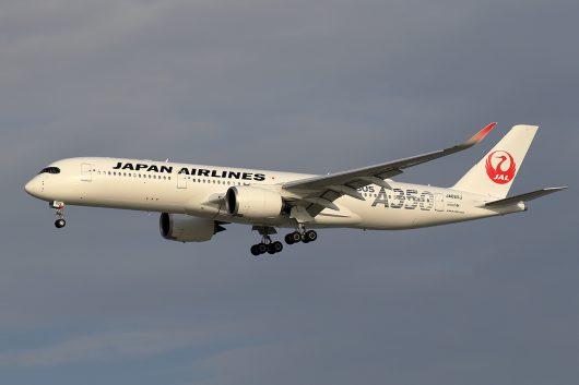 JL/JAL/日本航空 JL316 A350-900 JA02XJ