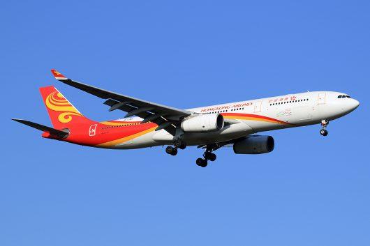 HX/CRK/香港航空 HX608 A330-300 B-LNS