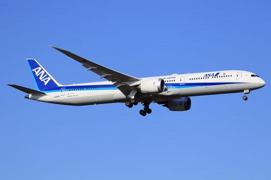 NH/ANA/全日空 NH820 B787-9 JA900A