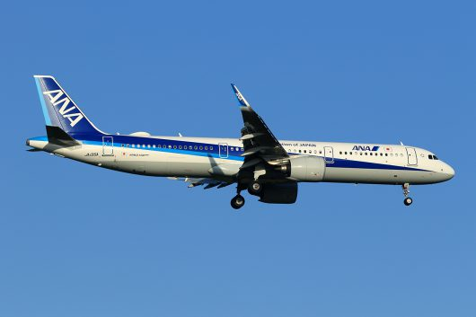 NH/ANA/全日空 NH2178 A321Neo JA135A