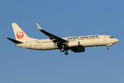 JL/JAL/日本航空 JL958 B737-800 JA321J