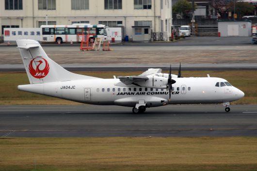 3X/JAC/日本エアコミューター 3X3653 ATR42-600 JA04JC