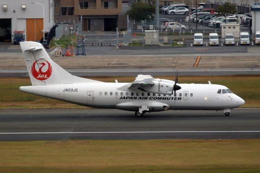 3X/JAC/日本エアコミューター JC3686 ATR42-600 JA03JC