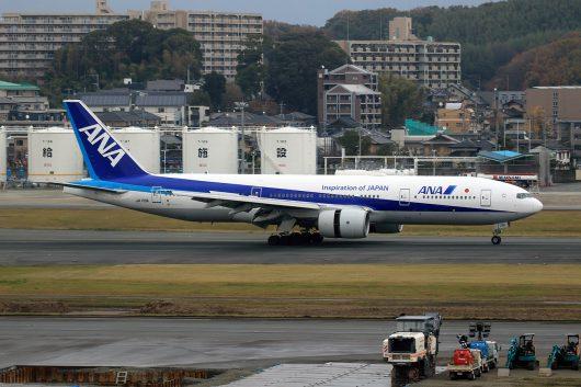 NH/ANA/全日空 NH251 B777-200ER JA710A