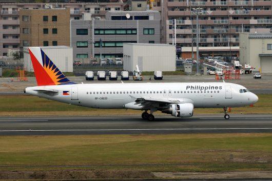 PR/PAL/フィリピン航空 PR426 A320 RP-C8620