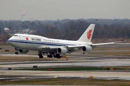 CA/CCA/中国国際航空 CA981 B787-8 B-2481