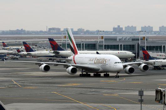 EK/UAE/エミレーツ航空 EK308 A380 A6-EDB