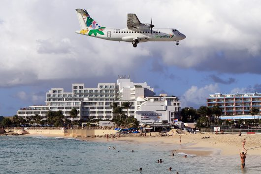 3S/GUY /エアーアンティル 3S805 ATR42-500 F-OIXE