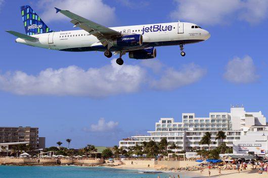 B6/JBU/ジェットブルー航空 B6787 A320 N593JB