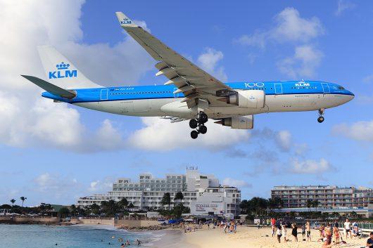 KL/KLM/KLMオランダ航空 KL729 A330-200 PH-AOD