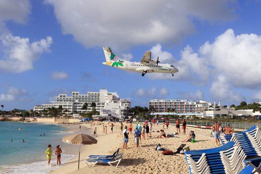 3S/GUY /エアーアンティル 3S104 ATR42  F-OIXO