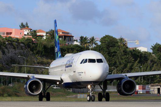 B6/JBU/ジェットブルー航空 B6788 A320 N593JB