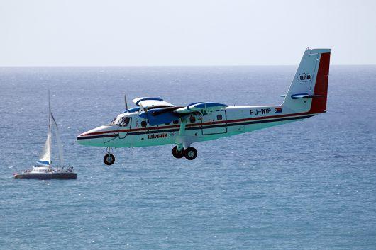 WM/WIA/Winair WM622 DHC6-300 PJ-WIP