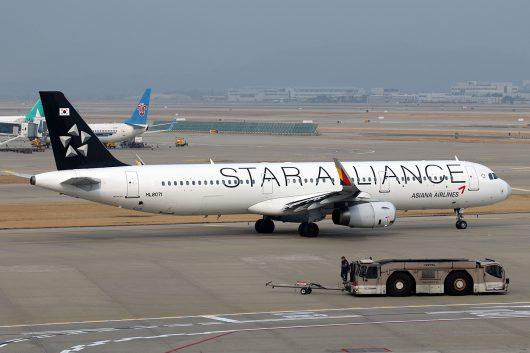 OZ/AAR/アシアナ航空 OZ339 A321 HL8071