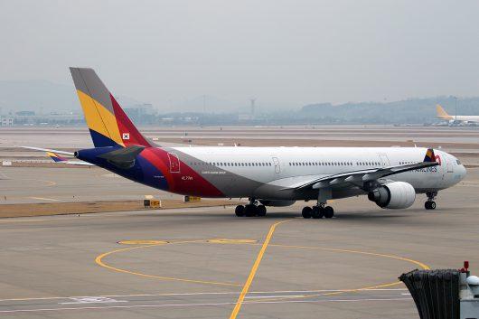 OZ/AAR/アシアナ航空 OZ333 A330-300 HL7741