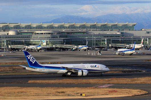 NH/ANA/全日空 NH1919 B787-8 JA803A