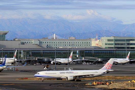 CI/CAL/チャイナエアライン CI223 A330-300 B-18302