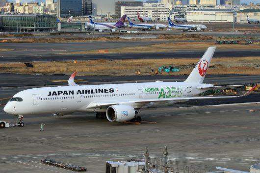 JL/JAL/日本航空 JL503 A350-900 JA03XJ