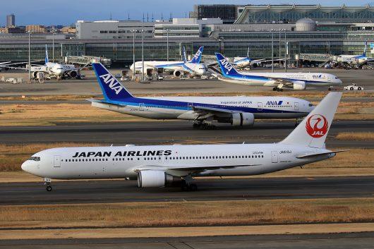 JL/JAL/日本航空 JL4911 B767-300ER JA613J